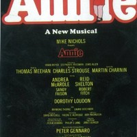 Annie Poster Broadway Theater Play 11x17 Sandy Faison Robert Fitch Dorothy Loudon Andrea McArdle MasterPoster Print, 11x17
