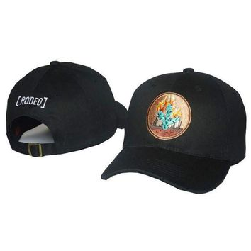 ESBONBX Travis Scotts Rodeo  Cap Hats