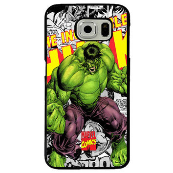 The Hulk TPU+PC Case For Samsung Galaxy S7 Edge