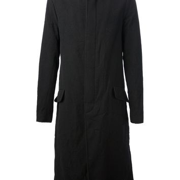 A Diciannoveventitre Shawl Collar Great Coat