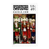 Three Wise Crackers - Nutcracker Soldiers Postage