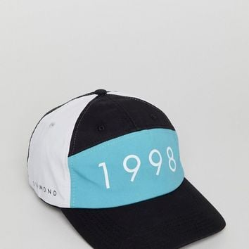 Diamond Supply 1998 Sports Baseball Cap at asos.com