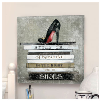 Style Is Wall Canvas | Dorm Room Decor | OCM.com