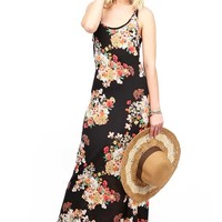 Bouquet Maxi Dress