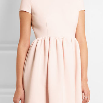 Miu Miu - Ribbed stretch-jersey mini dress