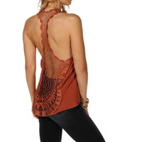 rochet Back Sleeveless