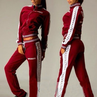 Jacket Sportswear Set [6572702983]