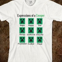 Expressions of a Creeper