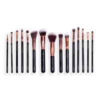 Buy Lux Vegan Makeup Brush Set Online | Best Luxe Makeup Brushes for Sale | Professional Makeup Brush | Order Makeup Artist Brushes | MOTD Cosmetics