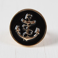 Nautical Shipwreck Ring