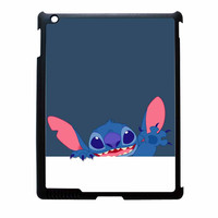 Hello Stitch Disneylilo & Stitch iPad 4 Case