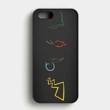 Pokemon iPhone SE Case