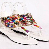 Wholesale Wholesale Kvoll Designer sandals L63512 - Lovely Fashion