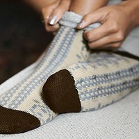 Mexicana Slipper Sock