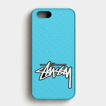 Stussy iPhone SE Case