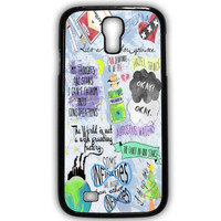 The Fault In Our Stars Okay Quotes Samsung Galaxy Note 3 4 Galaxy S3 S4 S5 S6Case