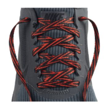 "Nike 41"" Zig Shoelaces Size 41 (Black)"