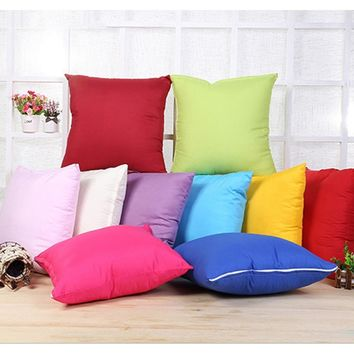 New Beautiful Pillow Covers Lovely Throw Pillows Case For Vintage Home Decorative 45*45cm