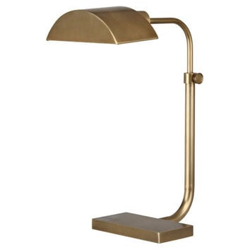 Koleman Collection Adjustable Task Table Lamp design by Robert Abbey