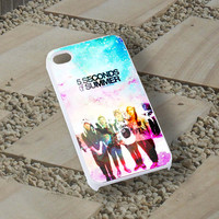 5 second of summer cute galaxy iphone case 5/5s,4/4s,5c and samsung case s3 i9300,s4 i9500