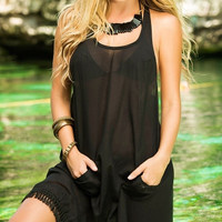 Goddess Swimsuit Cover-Up