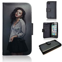 Charli XCX 2 | wallet case | iPhone 4/4s 5 5s 5c 6 6+ case | samsung galaxy s3 s4 s5 s6 case |