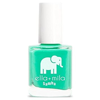 ella+mila Nail Polish, Samba Collection - Samba Beats