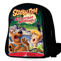 Scooby Doo And The Reluctant Werewolf Backpack
