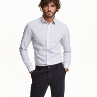 Easy-iron Shirt - from H&M
