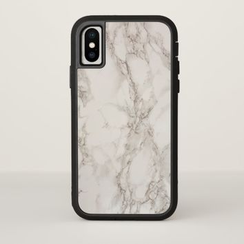 Marble Stone Case-Mate Tough Xtreme iPhone X Case