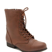 Surprise 13 Lace Up Combat Boot