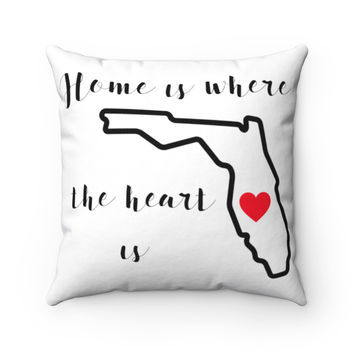 Home is Where the Heart is - Florida