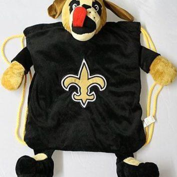 IFSB-CSY8686705561-NFL New Orleans Saints Backpack Pal
