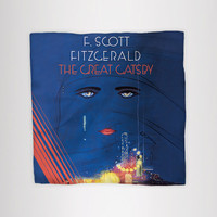 The Great Gatsby Duvet Cover - Made in USA