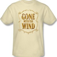 Gone with the Wind - Movie Logo Men's T-Shirt