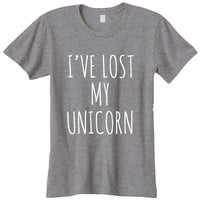 I've Lost My Unicorn Womens Graphic Tee
