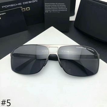 Porsche Design 2018 Men's Fashion Trends HD Polarized Sunglasses F-A-SDYJ #5