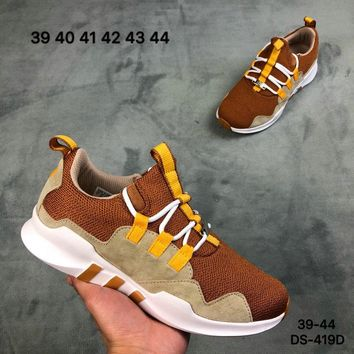 Adidas EQT Support ADV Snake 9317 Men and Women Fashion Breathe Sports Running Shoes