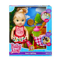Baby Alive Snack 'n Spill Baby [Blonde]