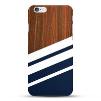 Hot Popular Bamboo Wood Wooden Printing Pattern Hard Back Case Cover funda for iPhone 4s 5c 5s 6 6s 7 Plus capinha