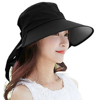 Sun Hats for Women Summer  Protection Beach Hat with Neck Flap