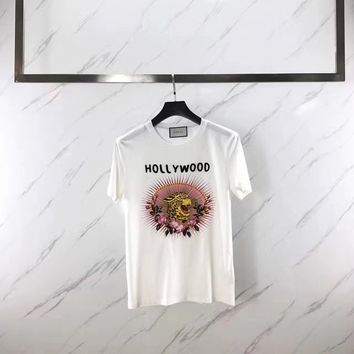 cc auguau gucci hollywood t shirt