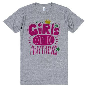 Feminism Tee Girl Power Shirt