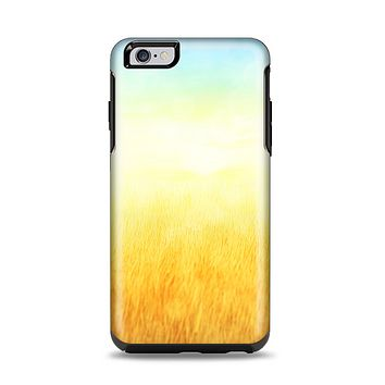 The Painted Tall Grass with Sunrise Apple iPhone 6 Plus Otterbox Symmetry Case Skin Set