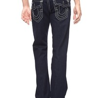 True Religion Billy Bootcut Super T Mens Jean - Body Rinse