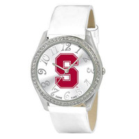 Stanford Cardinal NCAA Ladies Glitz Series Watch