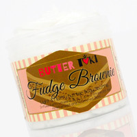 FUDGE BROWNIE Body Butter Soufflé 4oz - Clearance
