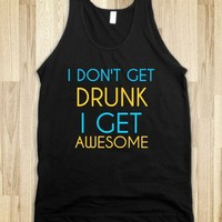 drunk awesome