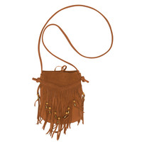 Billabong Women's Coachella Crush Bag Crossbody Desert Brown One