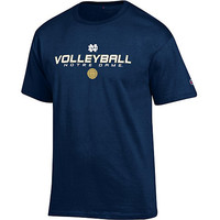 University of Notre Dame Volleyball T-Shirt | University Of Notre Dame